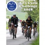 AJ's Cycle Challange 2018