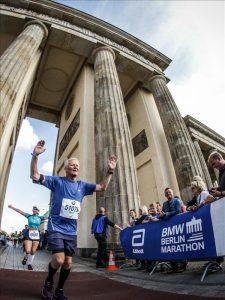 Berlin Marathon Thank You
