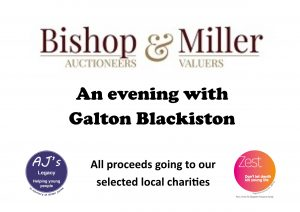 An Evening with Galton Blackiston
