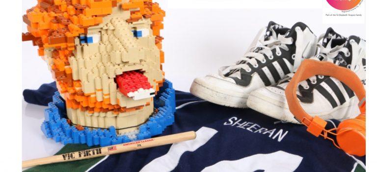 Ed Sheeran Charity Auction